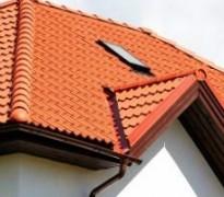 Крыша из андулина
