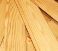 Вагонка из сосны - незаменимый отделочный материал