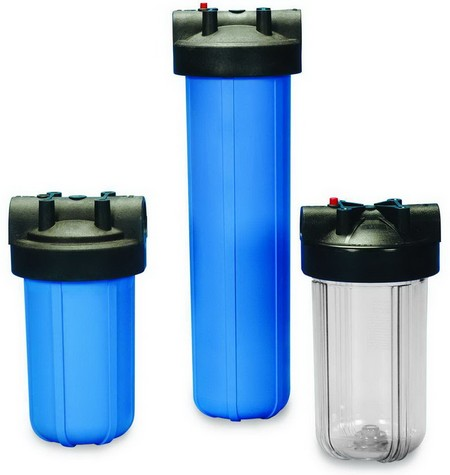 патронные фильтры обезжелезивания воды