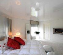 Натяжной потолок для любимой комнаты