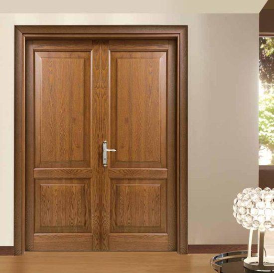 двери из цельного массива