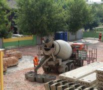 подготовка стройплощадки