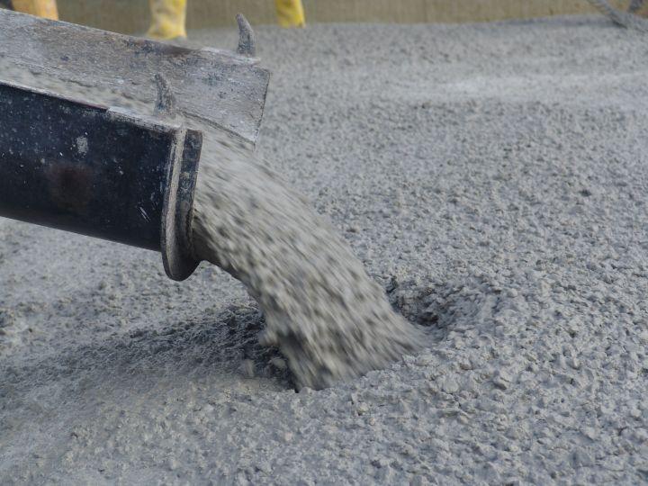 Строительство и возведение бетонных сооружений