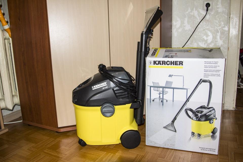 Техника для уборки. Пылесосы