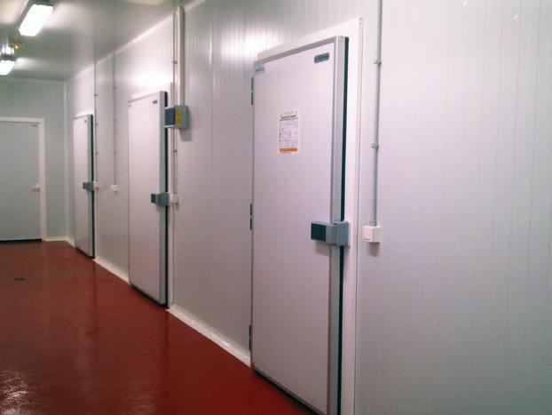 Холодильные двери. Обеспечение постоянной температуры