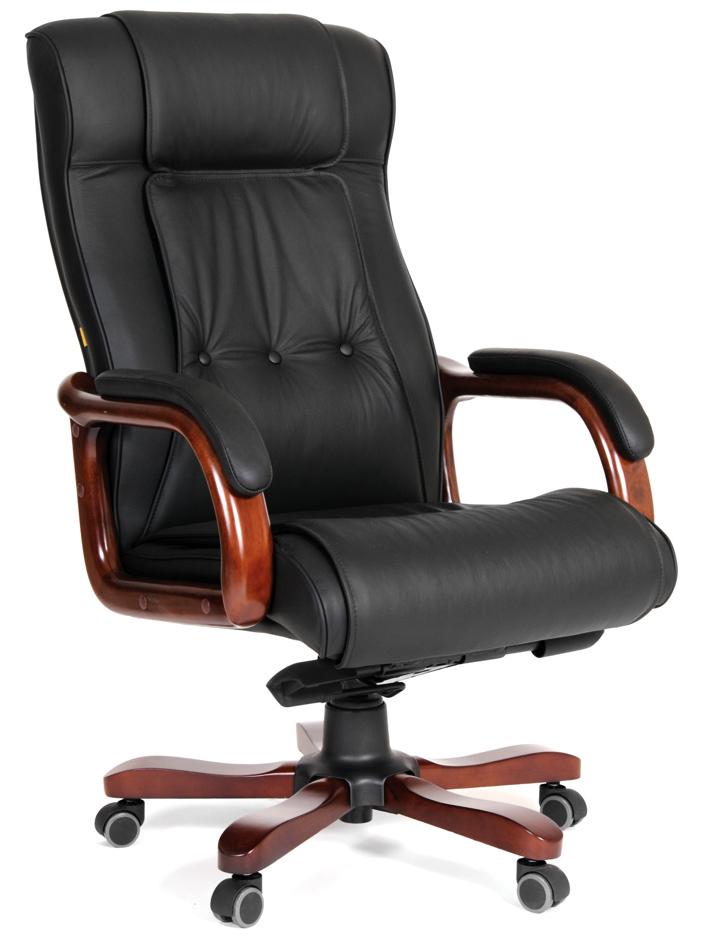 Важная мебель в офис: кресло для руководителя