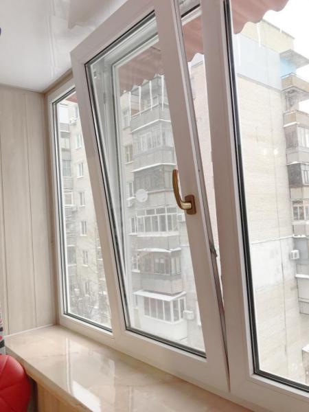 Выбор пластиковых окон в Запорожье