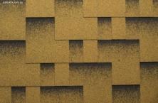 Битумная черепица KATEPAL Super Rocky (Золотой песок) - 1173