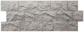 Цокольный сайдинг Docke Фасадные панели коллекции Fels Northfels северная скала ( cкала ) - 451