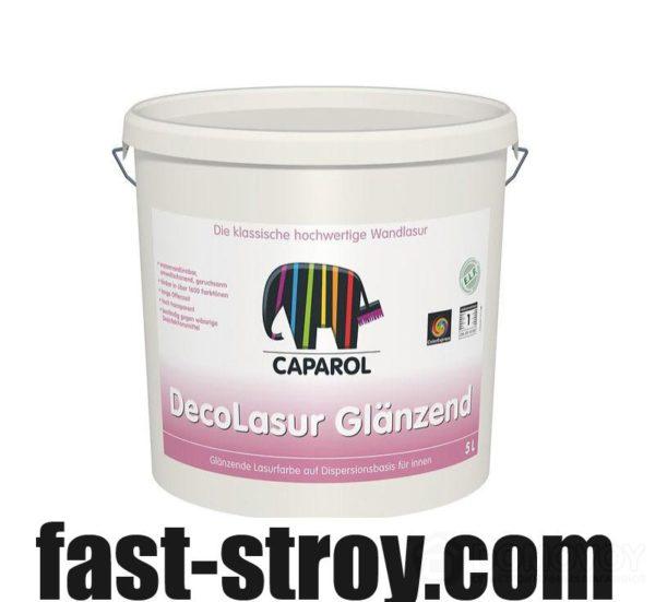 Декоративная краска CD DecoLasur GL (глянец), 5л