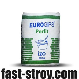 Штукатурка гипсовая Isogips Euro 30кг