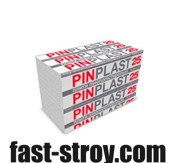 Пенопласт PINPLAST 1000x1000x100мм (Століт)