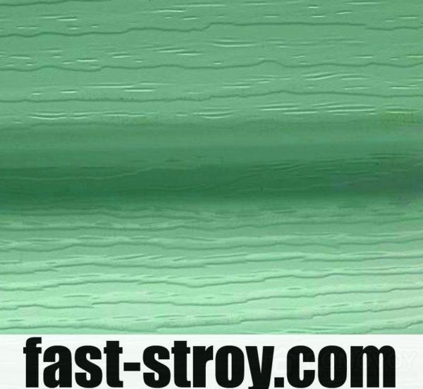 Сайдинг mint green 3,88x0,23м 0,89м2