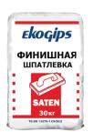SAТENGIPS Экогипс, 30кг Шпаклевка гипс.Турция - 374