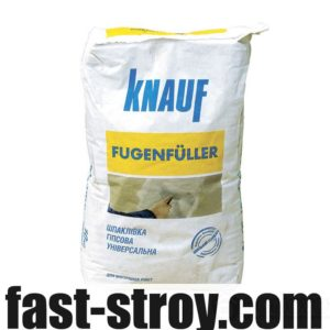 Шпаклевка Фугенфюллер (Fugenfuller) 5 кг Knauf