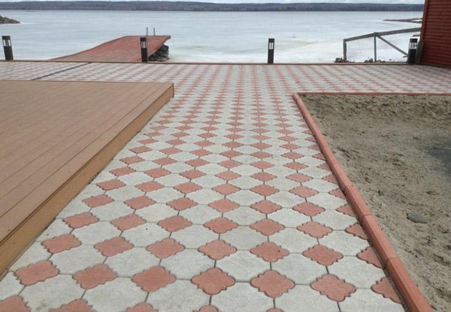Тротуарная плитка от производителя. Рынок тротуарной плитки России и других стран СНГ