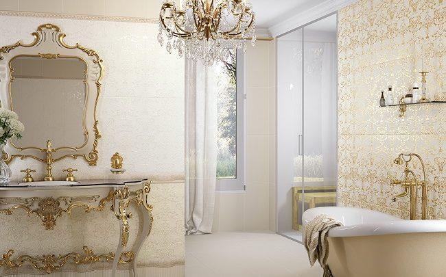 Керамическая плитка панно для ванной. Какую выбрать по лучшей цене?