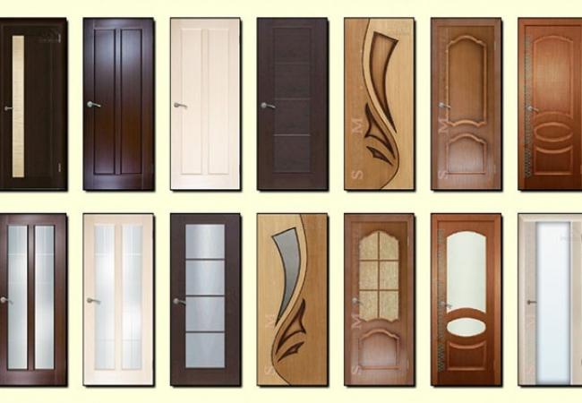 Современные межкомнатные двери в Кирове