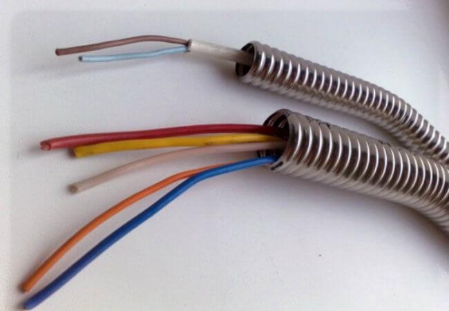Ремонт электропроводки в доме. Кабеля для постоянного и переменного напряжения