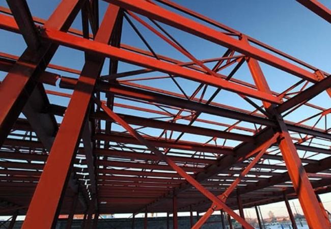 Предложение по изготовлению и монтажу металлоконструкций