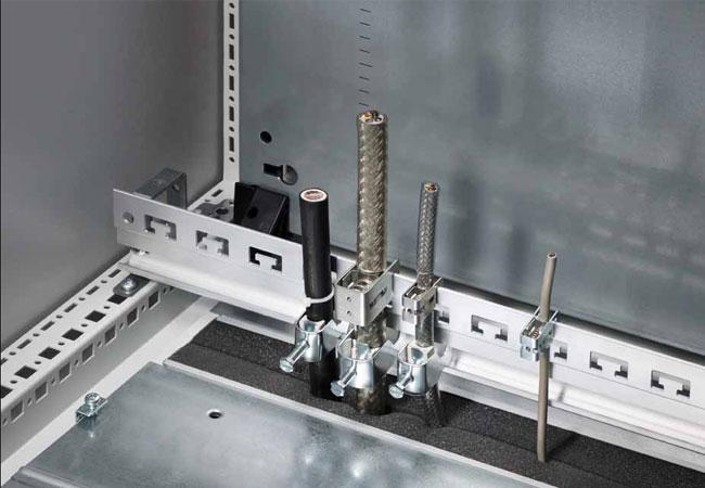 Изготовление различных конструкций при электромонтажных работах. Профили монтажные