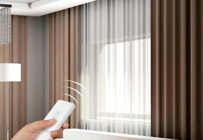 Алюминиевые профильные карнизы для штор