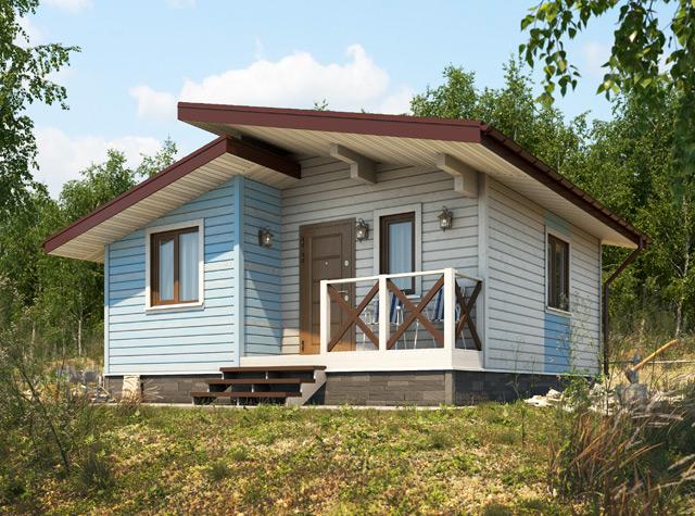Выбор дачных домов в Москве