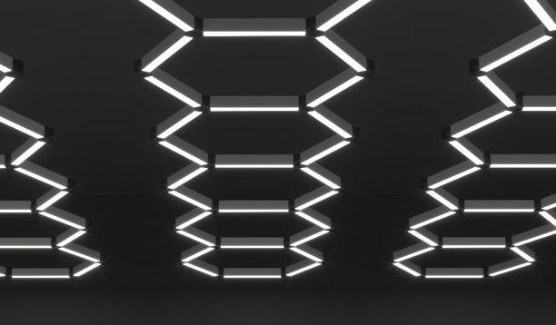 Профильные светильники подвесные